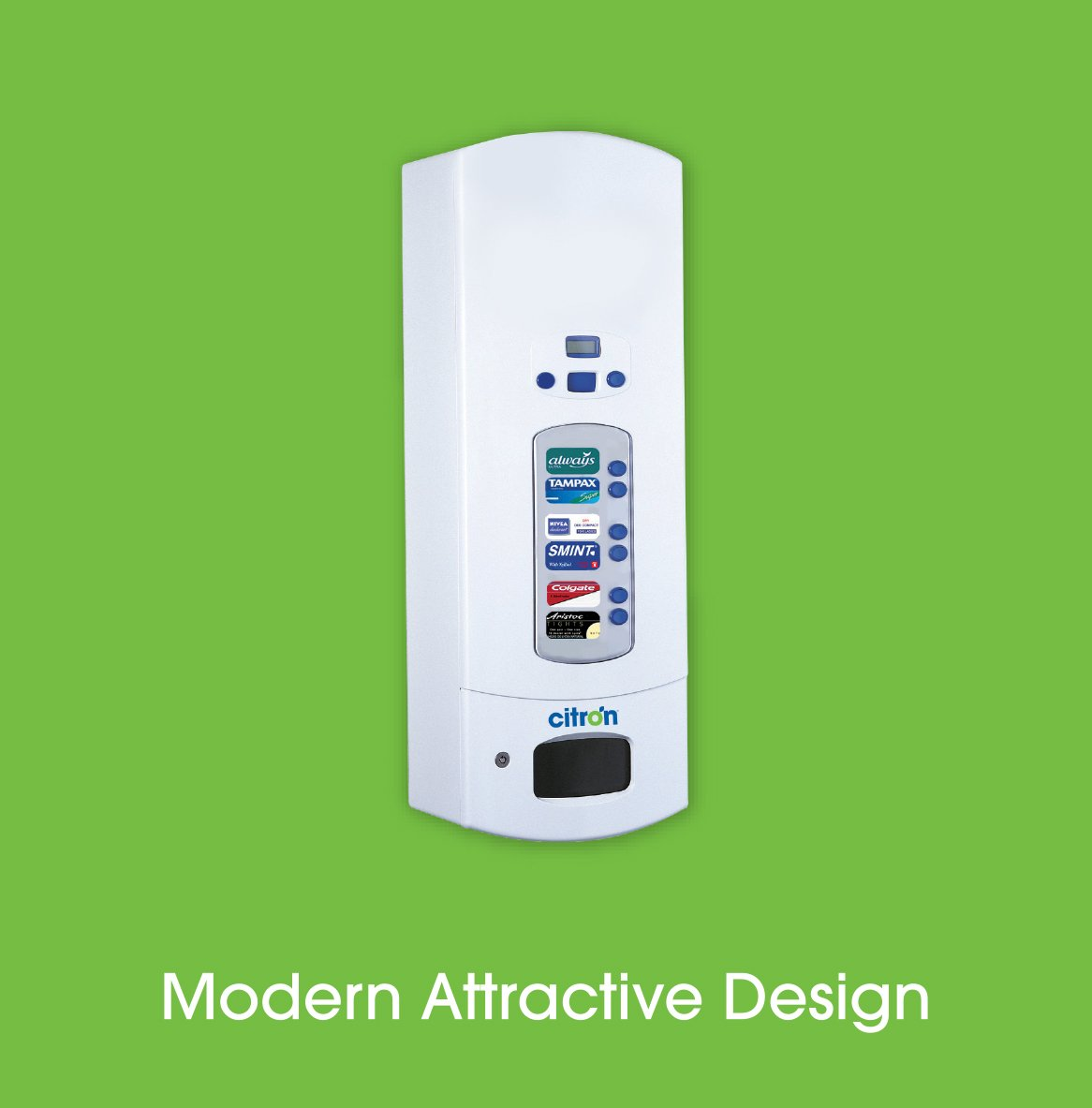 6 Column Vending Machine