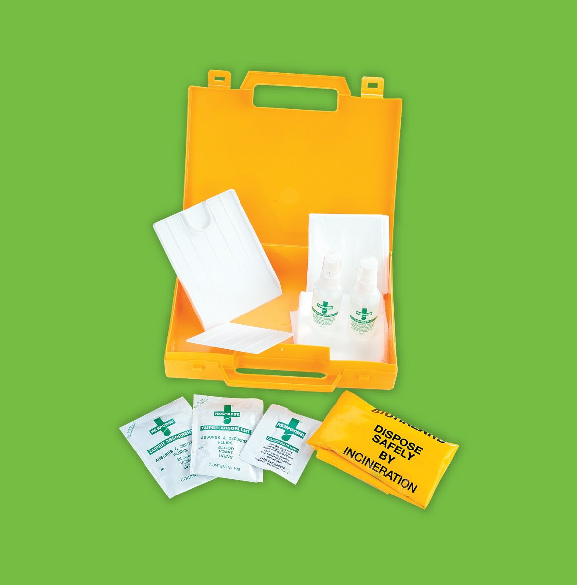 Body Fluids Spill Kit