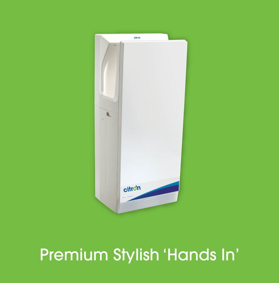 Citron Airjet Hand Dryer