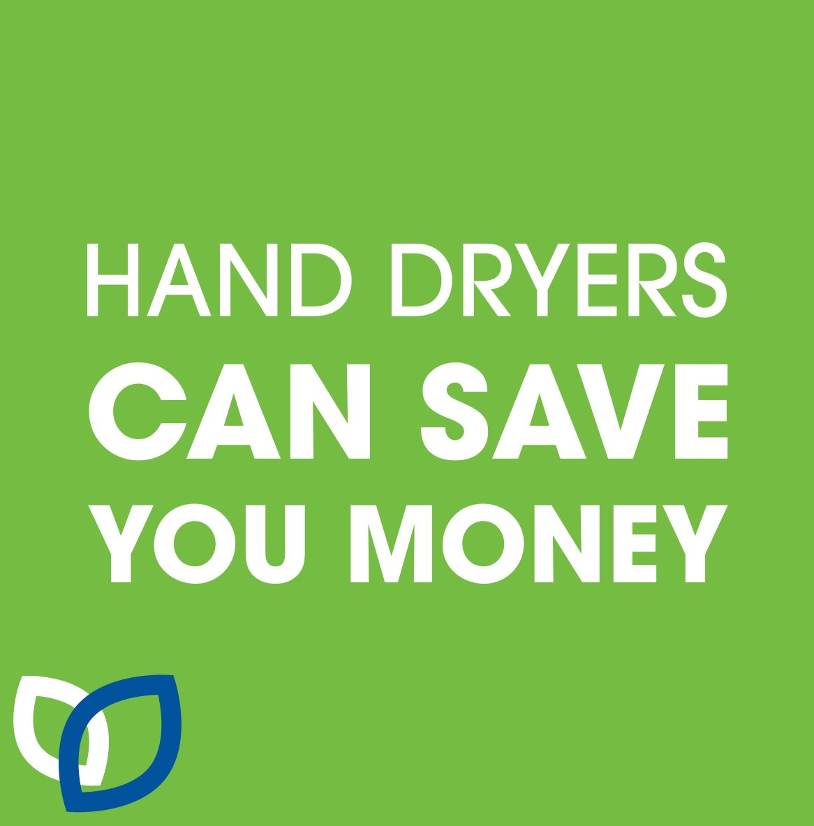 Hand Dryers Can Save You Money - Hand dryer